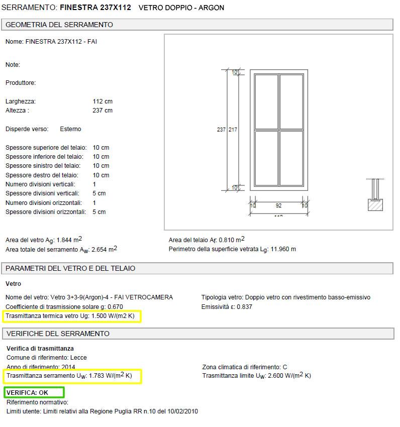 Detrazione fiscale 65 per isolamento termico infissi con - Doppi vetri per finestre ...